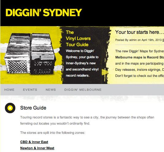 digginSydney